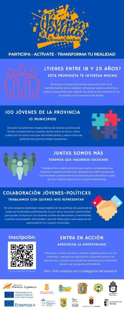 """AionSur: Noticias de Sevilla, sus Comarcas y Andalucía 66deb52a-5efc-4871-8192-bef0a8c9bc3b-min Juventud de Morón se une al proyecto """"Jóvenes y Política: Sumando iniciativas"""" Morón de la Frontera"""