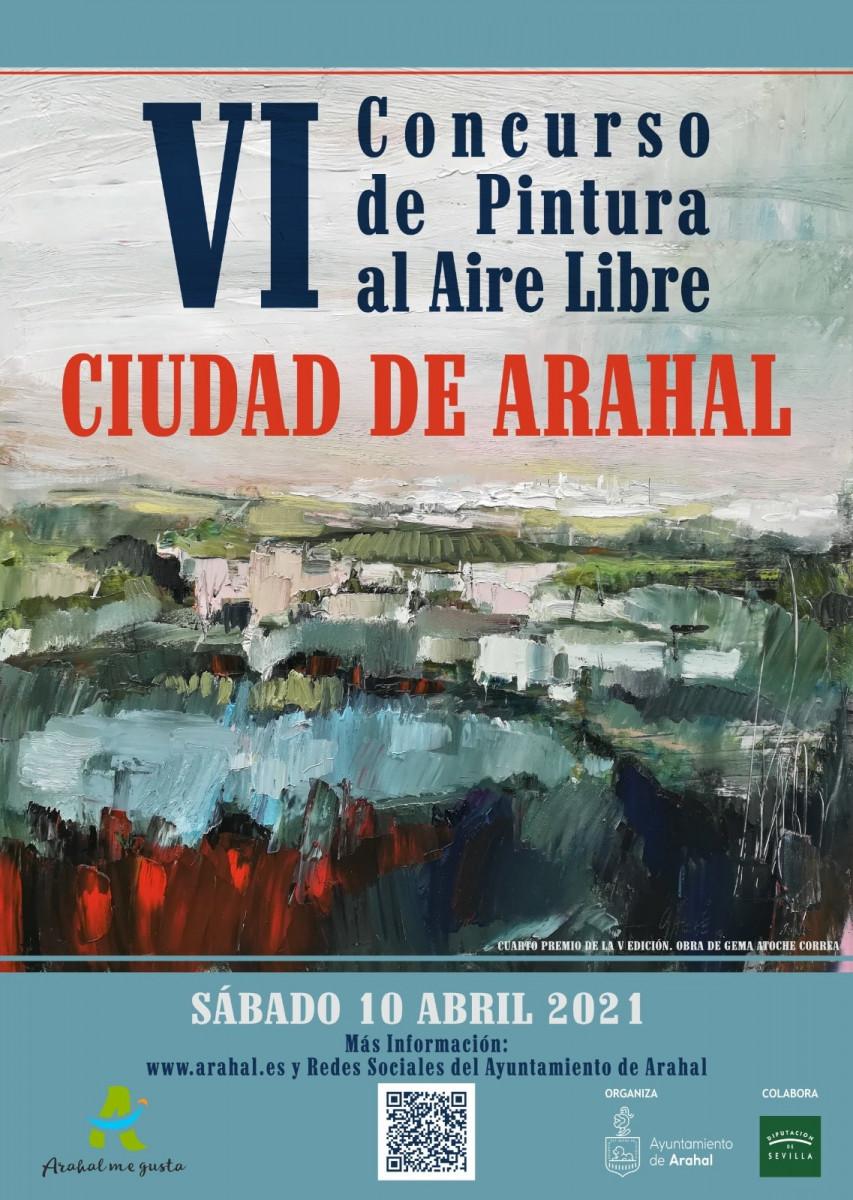 """AionSur: Noticias de Sevilla, sus Comarcas y Andalucía 722f24a0-4573-4cff-b8ef-cca0eb807782-min La VI edición del Concurso de Pintura """"Ciudad de Arahal"""" será el 10 de abril Agenda"""