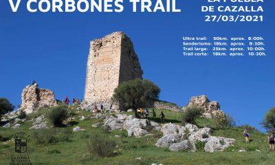 AionSur: Noticias de Sevilla, sus Comarcas y Andalucía CARTELMarzo-min-400x240 V Corbones Trail: todo preparado para celebrar la prueba en La Puebla de Cazalla Deportes