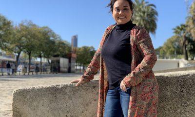 AionSur: Noticias de Sevilla, sus Comarcas y Andalucía Encarna-anillo-sevilla-400x240 Encarna Anillo tiende puentes con Latinoamérica con 'Nací Canción' Cultura