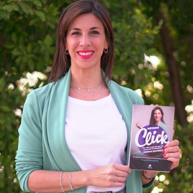 AionSur: Noticias de Sevilla, sus Comarcas y Andalucía Gemma-Ramirez 'Método click', el nuevo libro de Gemma Ramírez que ayuda a vencer al estrés y gestionar el tiempo Cultura