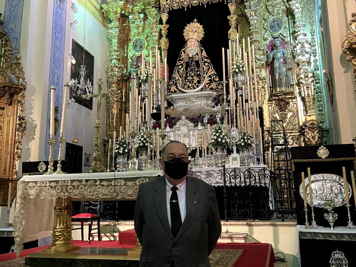 """AionSur: Noticias de Sevilla, sus Comarcas y Andalucía IMG_1152-min """"La estación de penitencia es solo la guinda del pastel, lo importante es amasarlo durante el resto del año"""" Arahal destacado"""