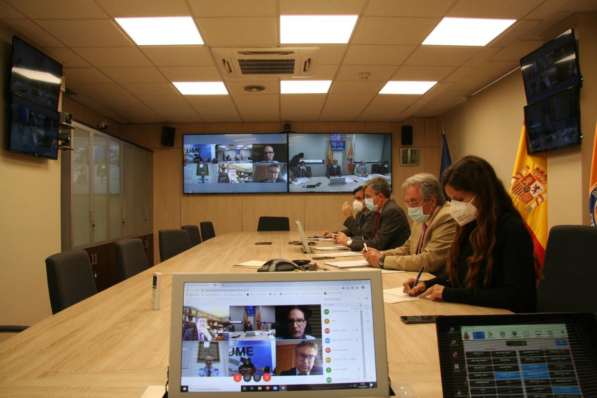 AionSur: Noticias de Sevilla, sus Comarcas y Andalucía IMG_6024-min Protección Civil activa la Unidad de Valoración de Riesgos ante posibles episodios meteorológicos adversos Andalucía