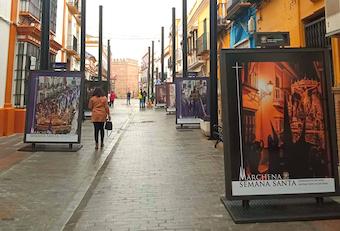 AionSur: Noticias de Sevilla, sus Comarcas y Andalucía Marchena-Expo-1 La Semana Santa de Marchena sale a la calle en gran formato Marchena destacado