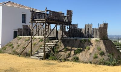 AionSur: Noticias de Sevilla, sus Comarcas y Andalucía Muralla-Gilena-400x240 Gilena levanta la primera muralla en Europa que recrea las guerras púnicas Sierra Sur