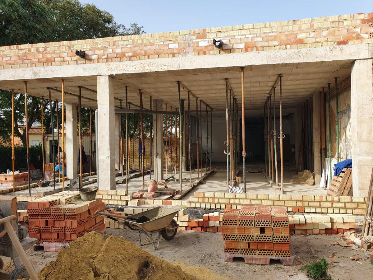 AionSur: Noticias de Sevilla, sus Comarcas y Andalucía Obras-ampliacion-CAIT-1-min-1 Morón amplia las instalaciones del CAIT con un presupuesto de casi 150.000 euros Morón de la Frontera