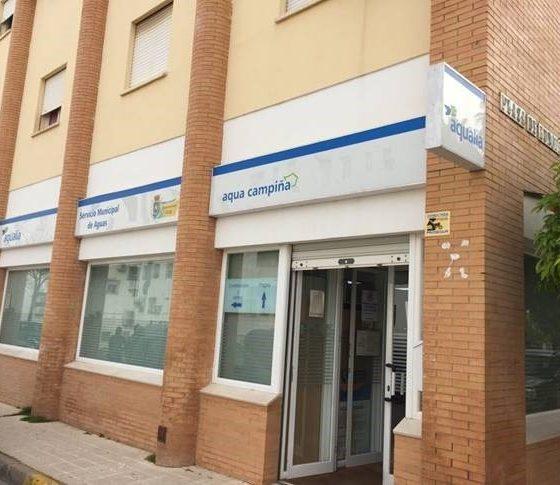 AionSur: Noticias de Sevilla, sus Comarcas y Andalucía Oficina-Aqua-Campina-min-560x485 El consumo de agua de los comercios de Écija bajó un 12 % por la pandemia Ecija