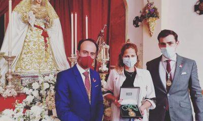 AionSur: Noticias de Sevilla, sus Comarcas y Andalucía Pastora-soler-medalla-400x240 Una virgen de Coria luce la Medalla de Andalucía de Pastora Soler Semana Santa