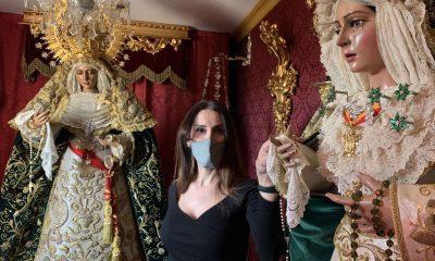 """AionSur: Noticias de Sevilla, sus Comarcas y Andalucía VIRGEN-AION-1-400x240 La Macarena y la Esperanza de Triana """"conviven"""" todo el año en una casa de Camas Semana Santa"""