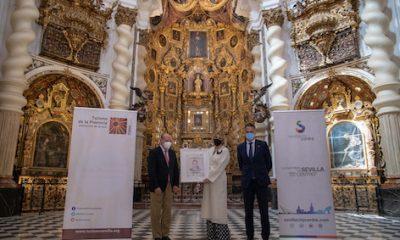 AionSur: Noticias de Sevilla, sus Comarcas y Andalucía ainhoa-arteta-premo-400x240 Ainhoa Arteta recibe el premio que la acredita como Embajadora de Sevilla Prodetur