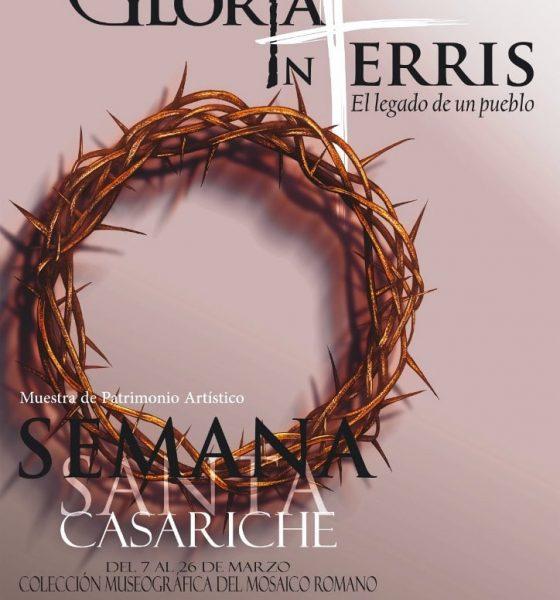 La historia de la Semana Santa de Casariche se resume en un exposición que se inaugura mañana