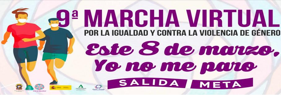 AionSur: Noticias de Sevilla, sus Comarcas y Andalucía marchena-marcha-virtual Marchena activa su IX Marcha por la Igualdad y contra la Violencia de Género Marchena