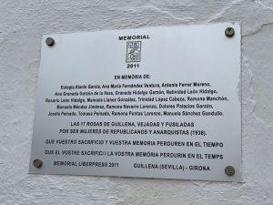 AionSur: Noticias de Sevilla, sus Comarcas y Andalucía rosas-guillena-300x225 Piden que la calle del cementerio de Gerena lleve el nombre de 'Las 17 Rosas de Guillena' Gerena