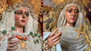 """AionSur: Noticias de Sevilla, sus Comarcas y Andalucía virgenes-300x169 La Macarena y la Esperanza de Triana """"conviven"""" todo el año en una casa de Camas Semana Santa"""