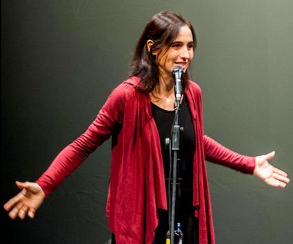 AionSur: Noticias de Sevilla, sus Comarcas y Andalucía Carmen-Sara-Floriano Cuentos para la igualdad y contra los miedos en Marchena Marchena