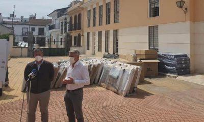 AionSur: Noticias de Sevilla, sus Comarcas y Andalucía Herrera-residencia-400x240 La residencia de Herrera recibe 60 camas articuladas de última generación Herrera