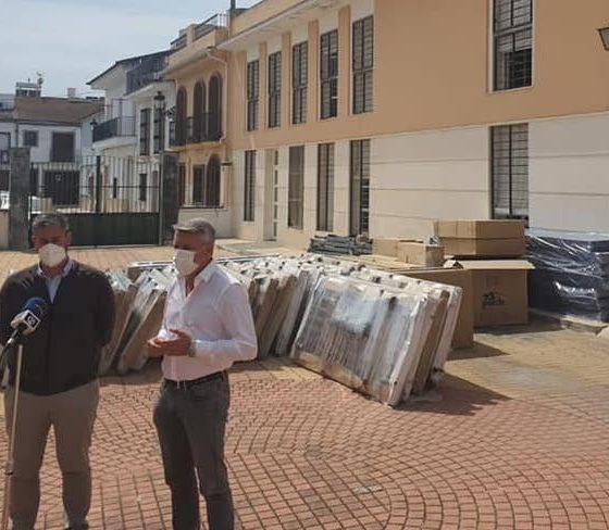 AionSur: Noticias de Sevilla, sus Comarcas y Andalucía Herrera-residencia-560x488 La residencia de Herrera recibe 60 camas articuladas de última generación Herrera
