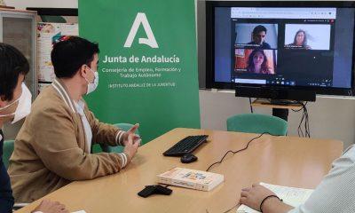 AionSur: Noticias de Sevilla, sus Comarcas y Andalucía IAJ-juventud-400x240 Una joven de Tocina, embajadora de la juventud europea para el sello de calidad sobre información juvenil Sociedad juventud jóvenes IAJ Europa embajadora