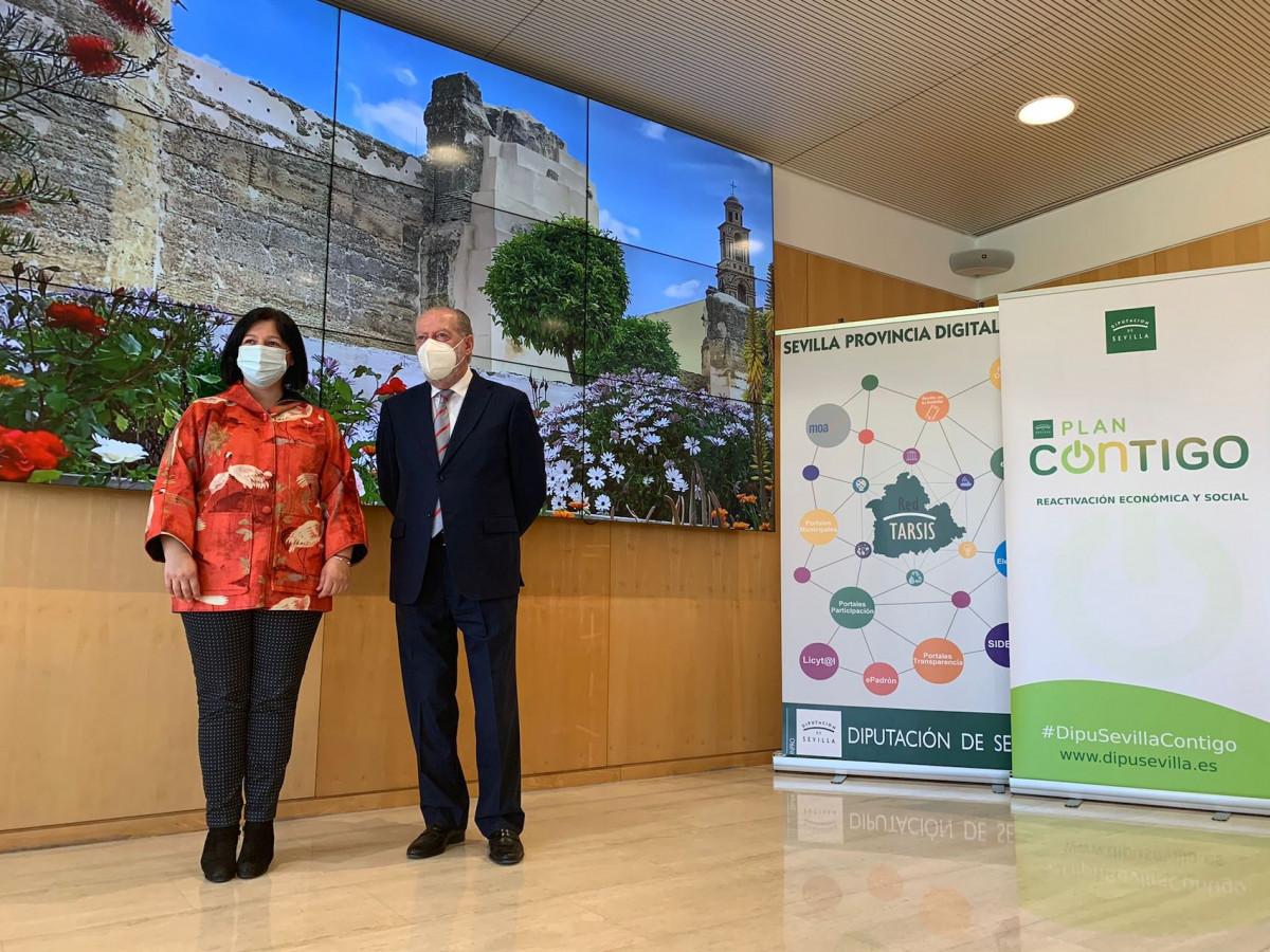 AionSur: Noticias de Sevilla, sus Comarcas y Andalucía Marchena-plan-contigo Marchena gestionará casi tres millones de euros de inversiones del Plan Contigo Marchena