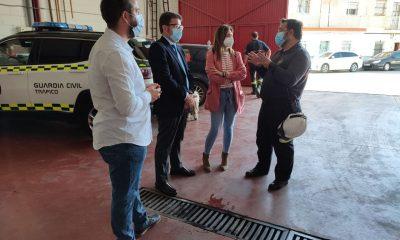"""AionSur: Noticias de Sevilla, sus Comarcas y Andalucía bomberos-utrera-1-400x240 Ciudadanos insta a la Diputación a que """"no retrase ni un minuto"""" que los bomberos de Utrera pertenezcan al Consorcio Sociedad"""