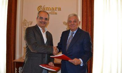 AionSur: Noticias de Sevilla, sus Comarcas y Andalucía camara-comercio-arahal-400x240 La Cámara de Comercio de Sevilla entrega casi 150.000 euros al comercio local de Arahal Arahal