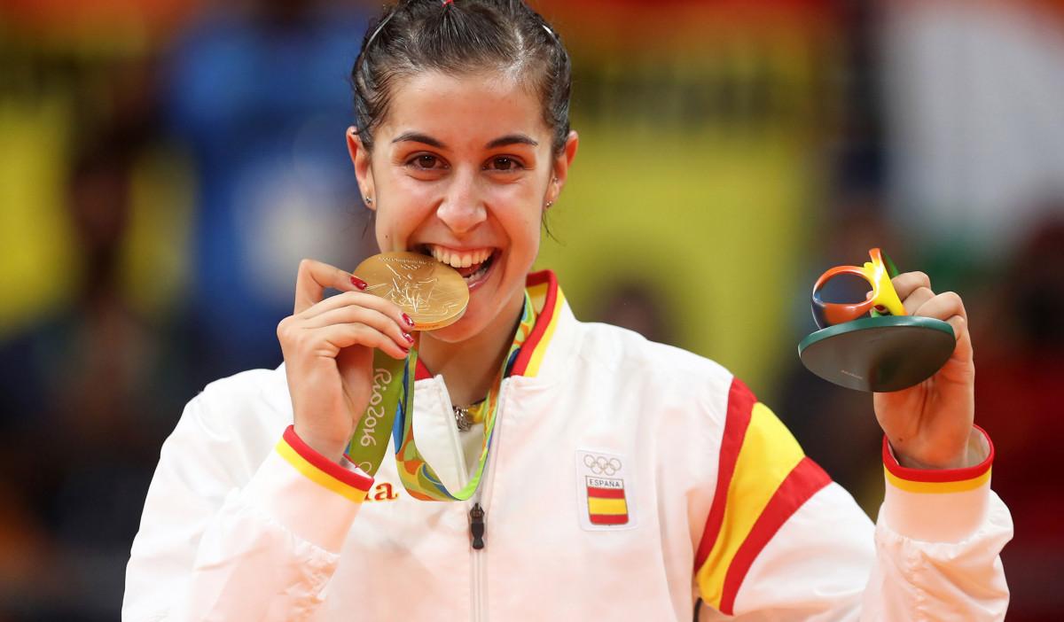 AionSur: Noticias de Sevilla, sus Comarcas y Andalucía carolina-marin Las mujeres españolas que han marcado un antes y un después en el mundo del deporte Deportes