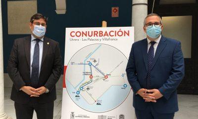 AionSur: Noticias de Sevilla, sus Comarcas y Andalucía conurbacion-Utrera-Los-Palacios-400x240 Utrera y Los Palacios se unen para crear una gran conurbación en el sur de la provincia Provincia Sociedad