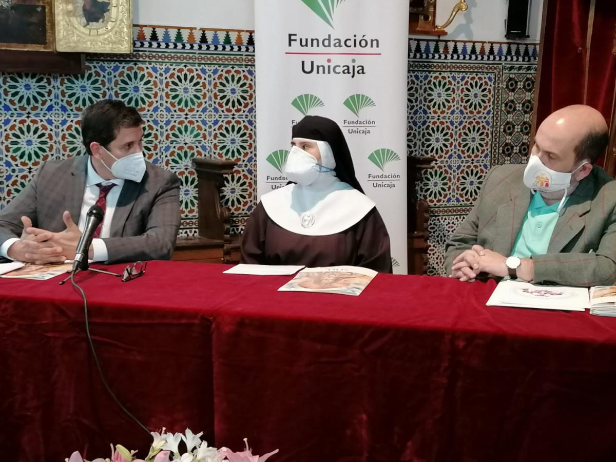AionSur: Noticias de Sevilla, sus Comarcas y Andalucía expo-monjas La clarisas muestran 500 años de rezos en Sevilla Cultura