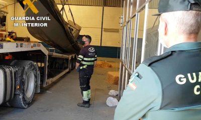 AionSur: Noticias de Sevilla, sus Comarcas y Andalucía guardia-civil-400x240 Cien detenidos en una operación internacional contra el tráfico de drogas desde Dos Hermanas Narcotráfico Sevilla narcotráfico drogas dos hermanas destacado
