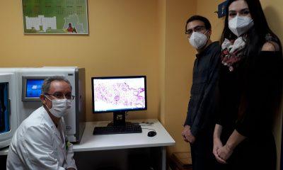 AionSur: Noticias de Sevilla, sus Comarcas y Andalucía investigadores-del-proyecto-de-cancer-de-prostata-400x240 Inteligencia artificial para detectar en pocos segundos el cáncer de próstata Salud US investigadores Investigación inteligencia artificial Hospital de Valme cáncer de próstata cáncer