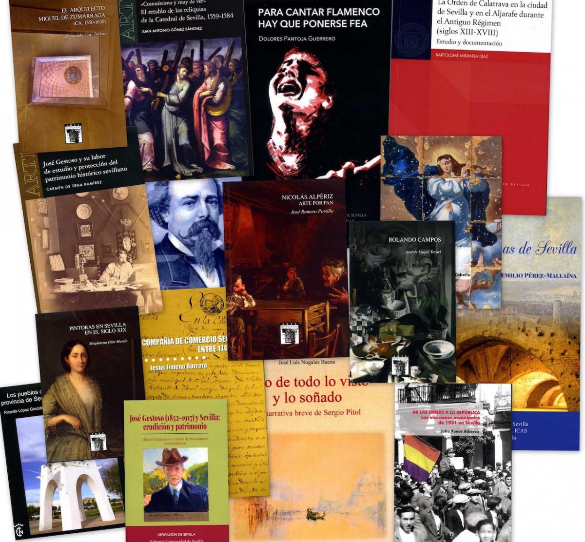 AionSur: Noticias de Sevilla, sus Comarcas y Andalucía libros-dipu La Diputación de Sevilla se une al Día Internacional del Libro Cultura