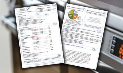AionSur: Noticias de Sevilla, sus Comarcas y Andalucía modelo-factura-luz-400x240 Cómo ahorrar con la nueva factura de la luz que entra en vigor el 1 de junio Economía factura de la luz ahorro ahorrar
