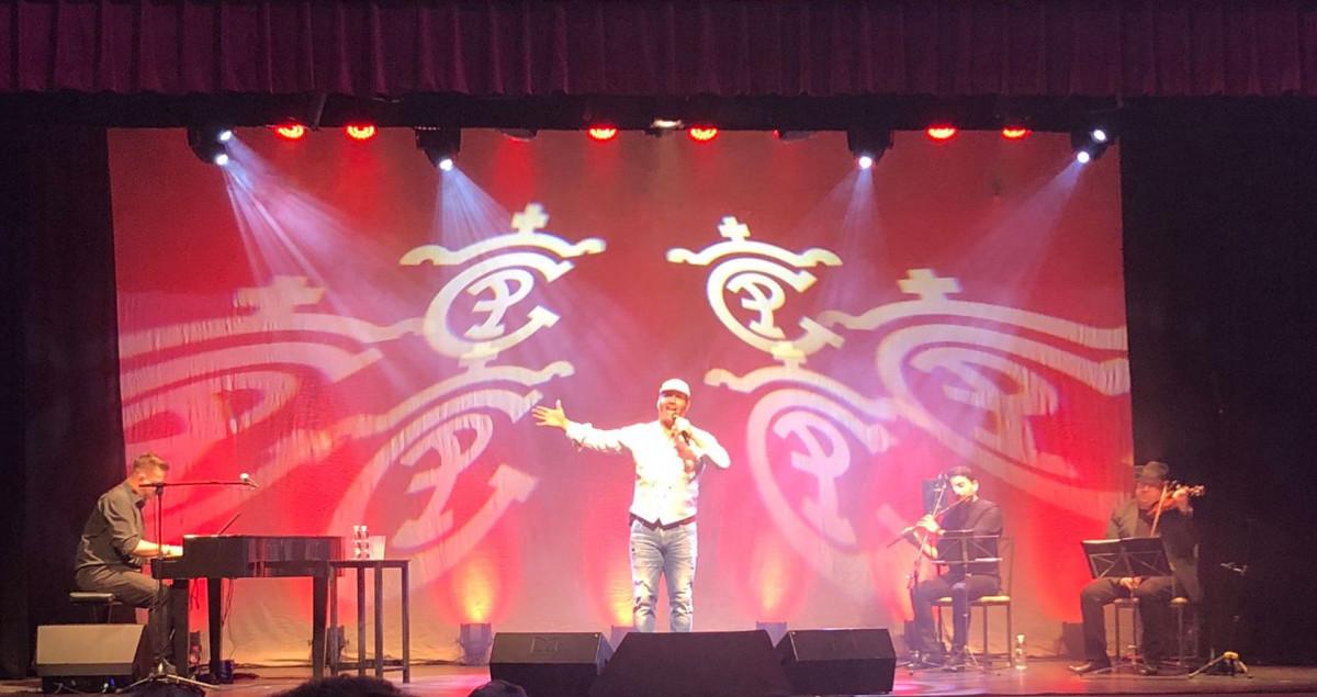 AionSur: Noticias de Sevilla, sus Comarcas y Andalucía paco-candela Paco Candela le da a Sevilla un concierto más necesario que nunca Cultura destacado