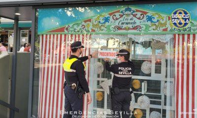 AionSur: Noticias de Sevilla, sus Comarcas y Andalucía policia-desalojo-400x240 La Policía Local de Sevilla desaloja una terraza con 300 personas reunidas Coronavirus destacado