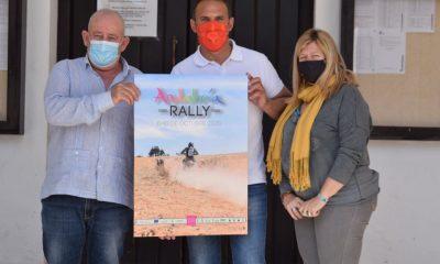 AionSur: Noticias de Sevilla, sus Comarcas y Andalucía puebla-rally-400x240 La Puebla de Cazalla asume dos etapas de la Andalucía Rally Dakar La Puebla de Cazalla