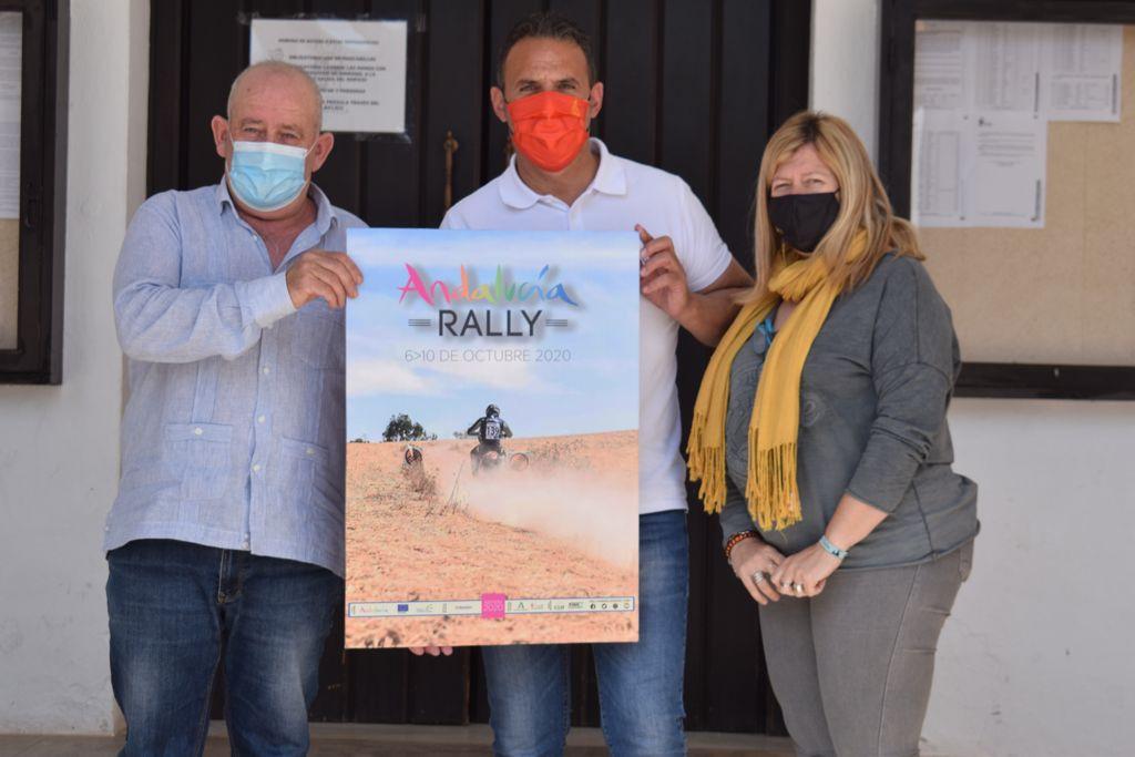 AionSur: Noticias de Sevilla, sus Comarcas y Andalucía puebla-rally La Puebla de Cazalla asume dos etapas de la Andalucía Rally Dakar La Puebla de Cazalla