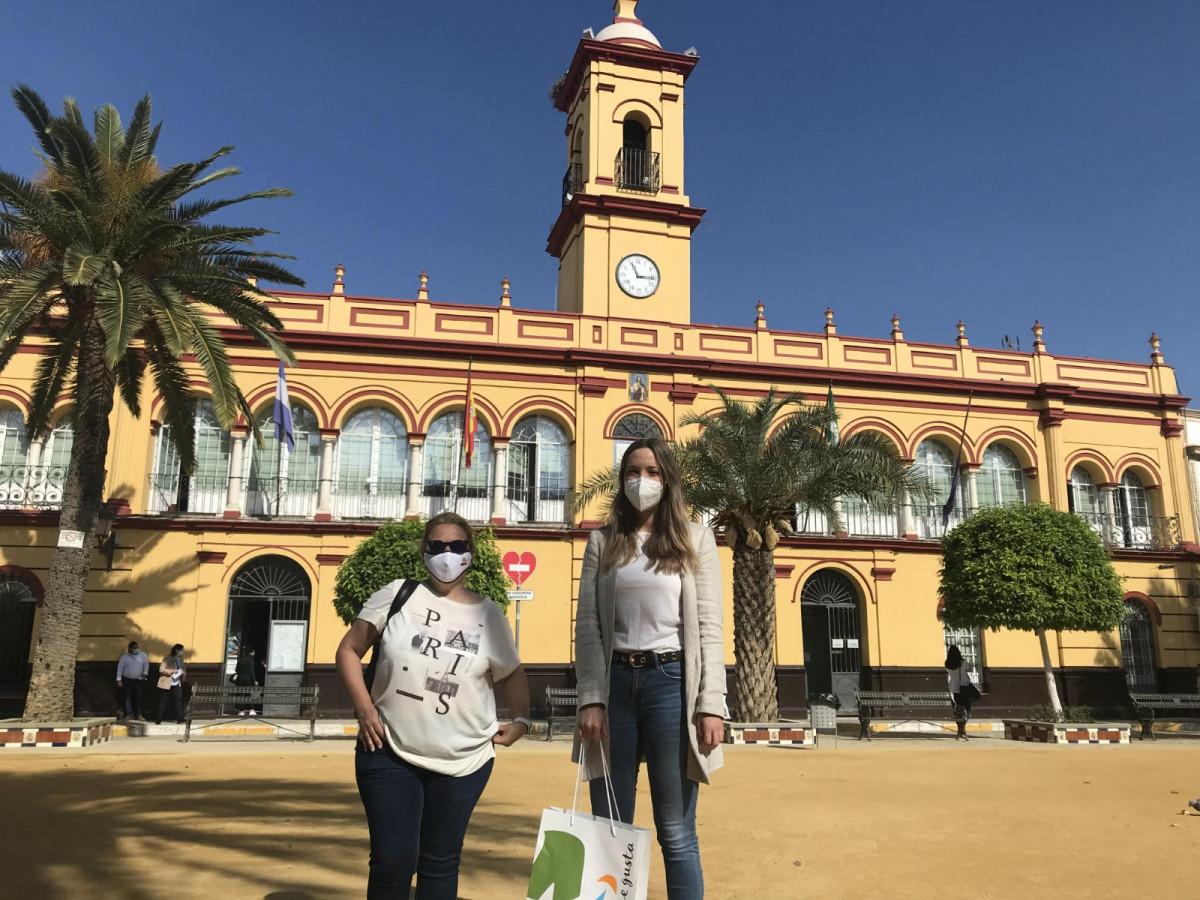 AionSur: Noticias de Sevilla, sus Comarcas y Andalucía ruta-coche-electrico En ruta por la provincia de Sevilla en coche eléctrico Arahal destacado