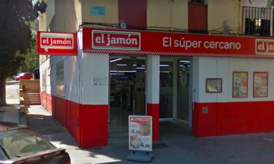 AionSur: Noticias de Sevilla, sus Comarcas y Andalucía supermercado-jamon-400x240 Roban en un supermercado de Huelva tras aturdir a la cajera con un spray tóxico Sucesos