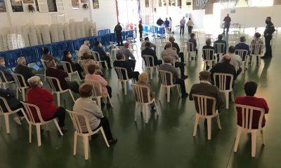 AionSur: Noticias de Sevilla, sus Comarcas y Andalucía vacunas-arahal-400x240 Convocan a 500 personas a una vacunación masiva en Arahal Coronavirus