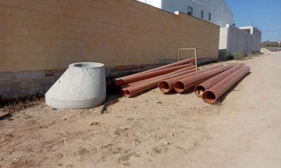 AionSur: Noticias de Sevilla, sus Comarcas y Andalucía Herrera-tuberias-400x240 Herrera elimina el amianto de su red de agua potable y saneamiento Herrera destacado