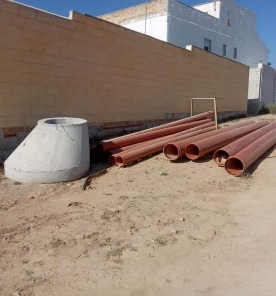 AionSur: Noticias de Sevilla, sus Comarcas y Andalucía Herrera-tuberias-560x600 Herrera elimina el amianto de su red de agua potable y saneamiento Herrera destacado
