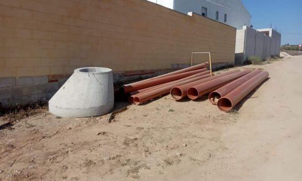 AionSur: Noticias de Sevilla, sus Comarcas y Andalucía Herrera-tuberias-590x354 Herrera elimina el amianto de su red de agua potable y saneamiento Herrera destacado