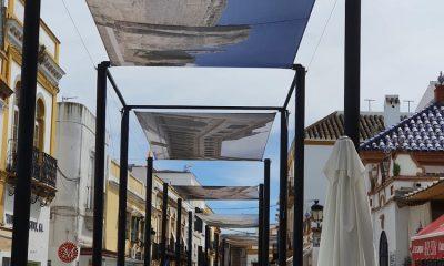 AionSur: Noticias de Sevilla, sus Comarcas y Andalucía Marchena-toldos-2-1-400x240 El patrimonio de Marchena entolda su calle San Pedro Marchena