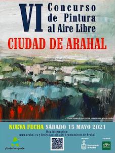 AionSur: Noticias de Sevilla, sus Comarcas y Andalucía Pintura-arahal La VI edición del Concurso de Pintura al Aire Libre 'Ciudad de Arahal', el sábado 15 de mayo Arahal Cultura destacado