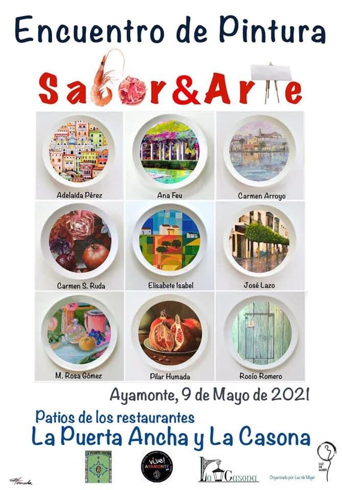 AionSur: Noticias de Sevilla, sus Comarcas y Andalucía SaborArte La pintura sale al rescate de la hostelería Cultura destacado
