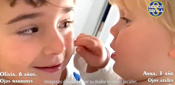 AionSur: Noticias de Sevilla, sus Comarcas y Andalucía Tenerife-ninas La madre de las niñas secuestradas en Tenerife difunde un vídeo de las pequeñas y pide ayuda desesperada Sucesos destacado