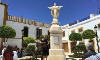 AionSur: Noticias de Sevilla, sus Comarcas y Andalucía sagrado-corazon-la-roda-400x240 La Junta restaura el Sagrado Corazón de La Roda de Andalucía atacado en 2020 Cultura