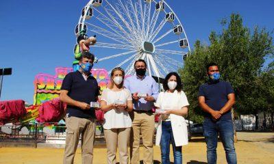 Vive Park abre en Alcalá y reparte 3.000 tickets gratuitos entre las familias necesitadas