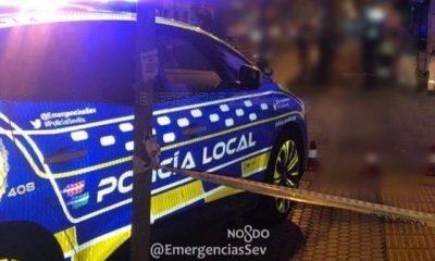 Desalojadas 60 personas en un local de la calle Betis sin medidas covid